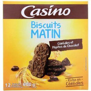 BISCUITS BREAKFAST Biscuit Petit Déjeuner - 600 g