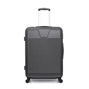 VALISE - BAGAGE VALISE GRAND FORMAT | ABS – 75cm – 4 roues – SELEN