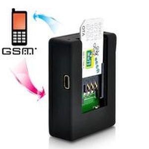 Système d'écoute Micro espion avec appel automatique