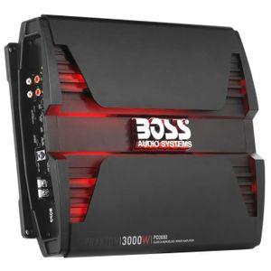 AMPLIFICATEUR AUTO BOSS Audio pd3000Phantom 3000W monobloc Classe D