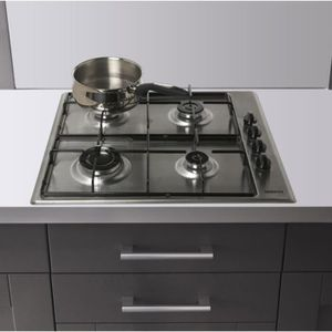 PLAQUE GAZ Table Gaz BEKO HIZG64120SX inox.
