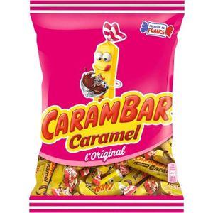 CARAMELS Bonbon Carambar caramel 320 g Carambar