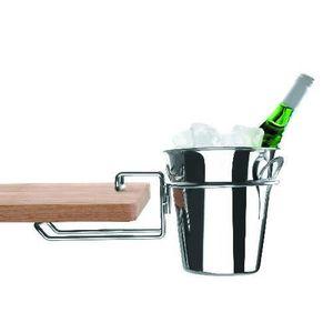 erk Seau /à champagne en inox pour Standard et magnum bouteilles//Hauteur 25/cm diam/ètre int/érieur 20/cm