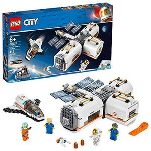 ASSEMBLAGE CONSTRUCTION Jeu D'Assemblage LEGO O6ODD City Space 60227 - Lun
