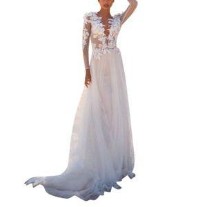 ROBE Femmes Sequin Prom Party robe de bal Sexy or soiré