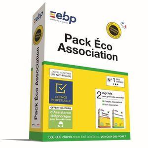 PROFESSIONNEL À TÉLÉCHARGER EBP Pack Eco Association - 2019