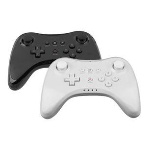 MANETTE JEUX VIDÉO 1 Pcs Manette de jeu Nintendo Wii U Pro Gaming Con