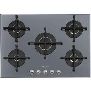 PLAQUE GAZ PV175S2 - Table de cuisson gaz 74cm 5 feux 10300w