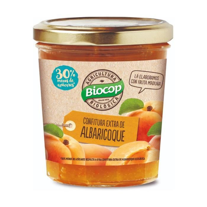BIOCOP - Confiture d'Abricots Extra 320 g