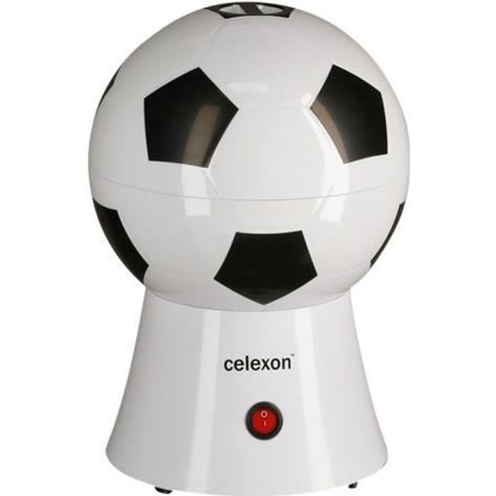 celexon SoccerPop SP10 Appareil à pop corn 1200 Watt