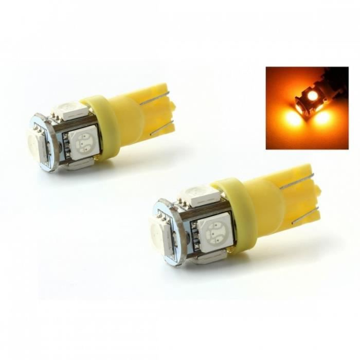 Pack Clignotants latéraux à LED pour votre CITROEN JUMPER Bus.Notre solution LED vous permet d'obtenir un clignotement plus net que