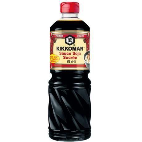 Kikkoman, Sauce soja sucrée, 975 ML