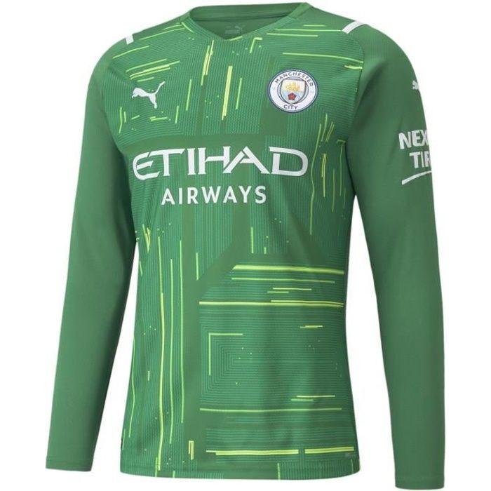 Puma Manchester City Home Maillot Gardien Du But 2021 2022 Hommes