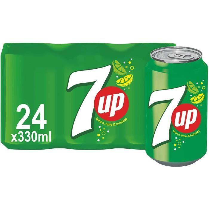Seven up (7up) Classique 33 cl x 24