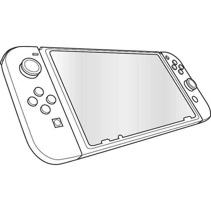 Vitre de Protection pour Nintendo Switch