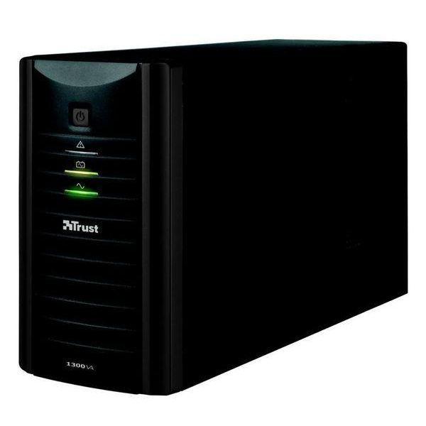 TRUST Oxxtron Management UPS Onduleur 1500Va - 4 Prises