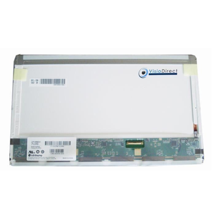 Dalle Ecran 13.3- LED pour TOSHIBA SATELLITE L635-138 ordinateur portable