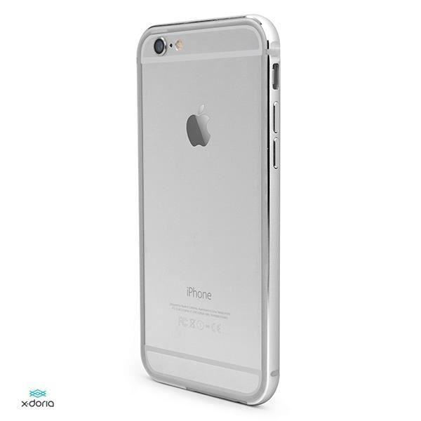 XDORIA Coque bump gear plus pour iPhone 6/6S - Argent