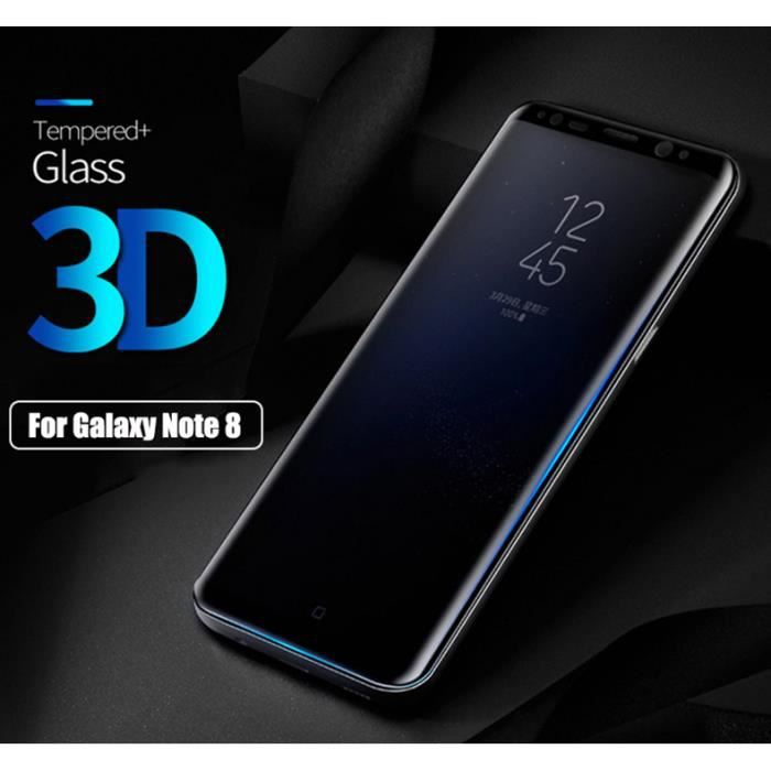 Verre protection samsung galaxy note 8 0 - Achat   Vente pas cher 808090638193
