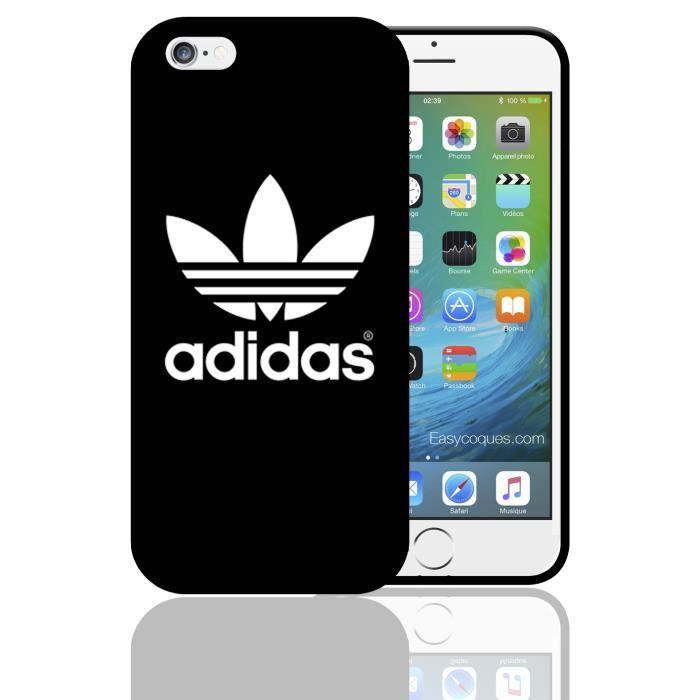 coque iphone 6 plus 6s plus adidas black swag vint