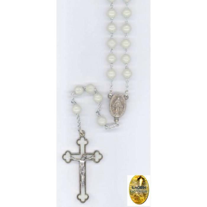 925 Argent Sterling Croix Crucifix 30MM Tube Jésus Chapelet Pendentif Cadeau