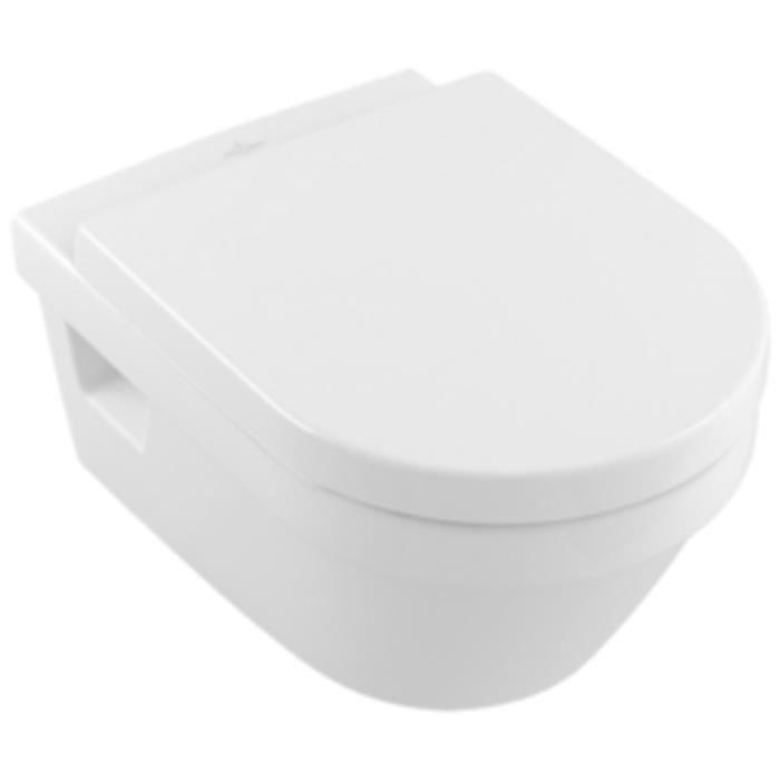 Villeroy Boch Combipack Wc Suspendu Sans Bride Architectura Directflush Achat Vente Wc Toilettes Combipack 5684 Fr 01 Cdiscount