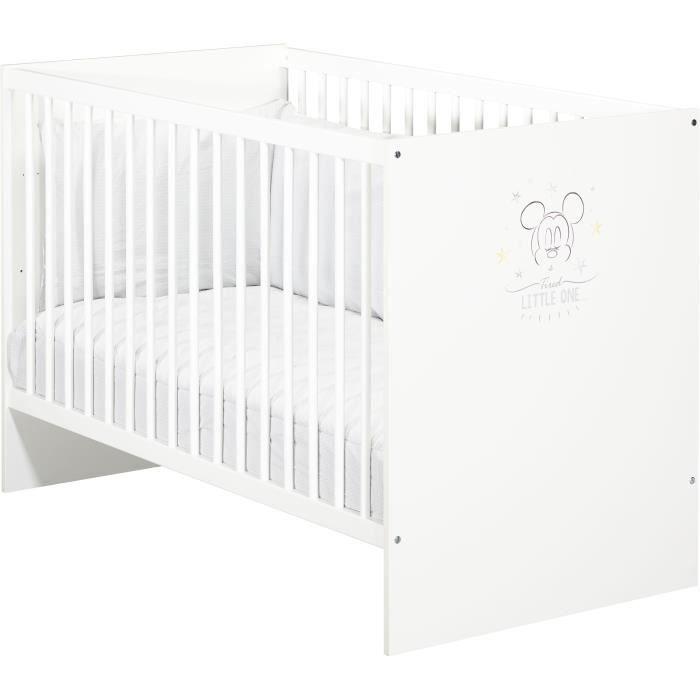 BABY-Linge de lit Le Petit loirs 100x135cm flanelle