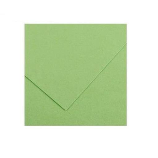 PAPIER IMPRIMANTE Papier Vivaldi A4, 185g/m²: Vert pomme (x50) REF/2