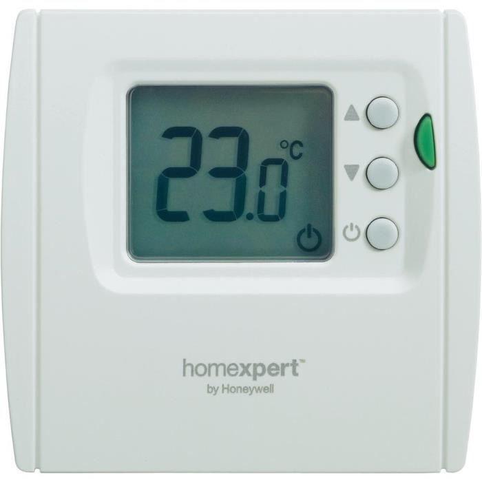 honeywell Thermostat dambiance a tension de vapeur