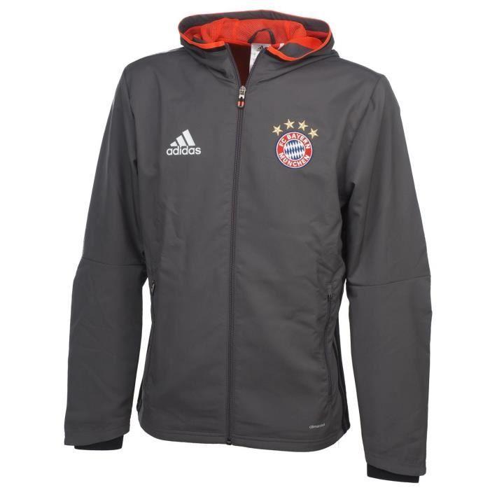 Vestes replica officielle Bayern munich veste