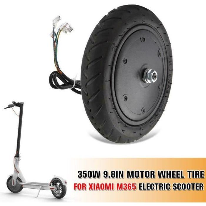 Alomejor Pneus en Caoutchouc Solide de Scooter Electrique pneus Creux pour Xiaomi Mijia M365