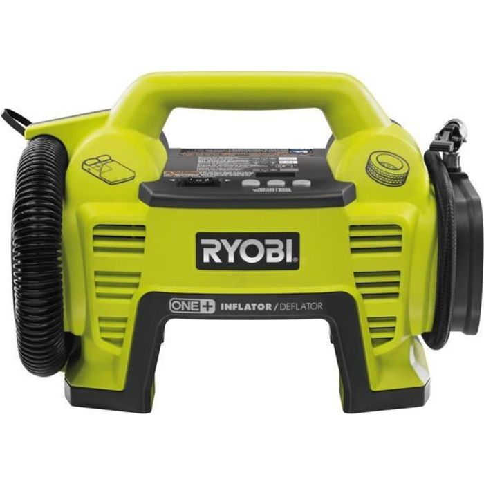 Photo de ryobi-compresseur-gonfleur-nu-3-en-1-one-18v-103-bars