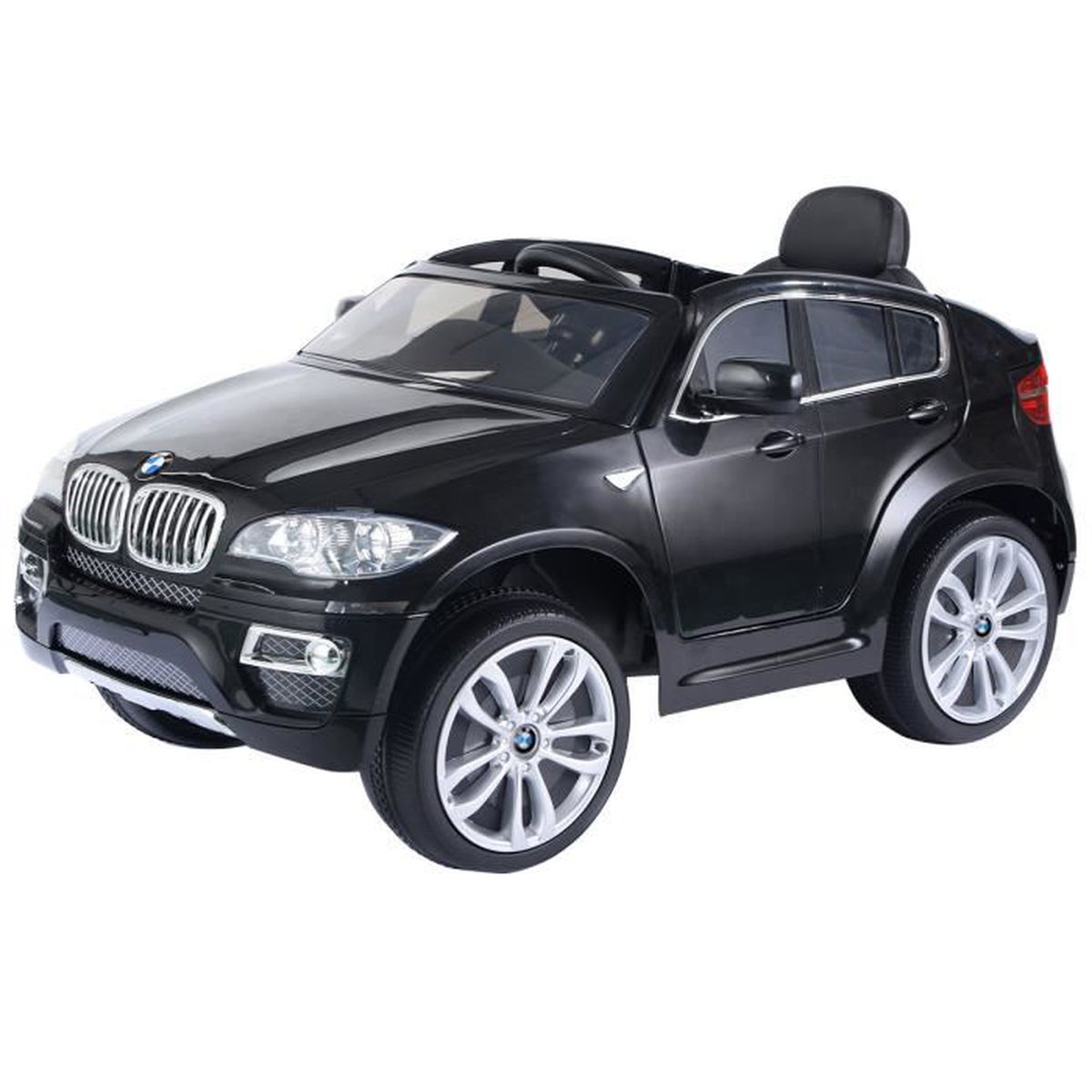 voiture voiture lectrique bmw x6 pour enfant suv auto 12v mp3 radio ouvrant portes achat. Black Bedroom Furniture Sets. Home Design Ideas