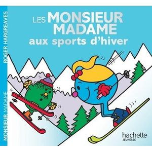 Livre 6-9 ANS HACHETTE JEUNESSE - Livre - Les Monsieur Madame au
