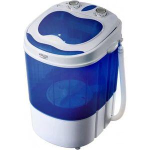 LAVE-LINGE Mini machine à laver 3 kg avec essorage