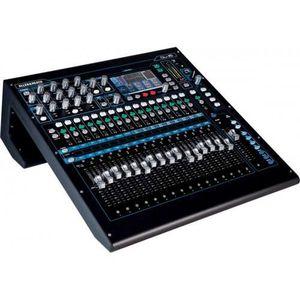 TABLE DE MIXAGE Allen & Heath QU-16 - table de mixage numérique