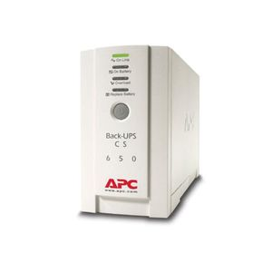 ONDULEUR APC Onduleur Back-UPS CS/650VA 230V