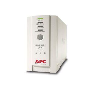 ONDULEUR APC Onduleur Back-UPS CS/650VA 230V
