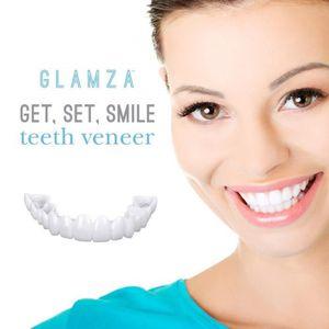 KIT PRODUITS DENTAIRES Glamza Get Set Smile Blanchiment Des Dents Snap Ca