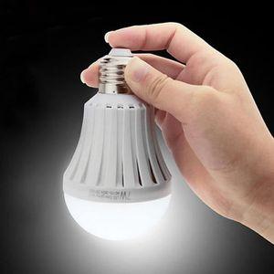 GUIRLANDE D'EXTÉRIEUR E27 LED rechargeable ampoule intelligente ampoule