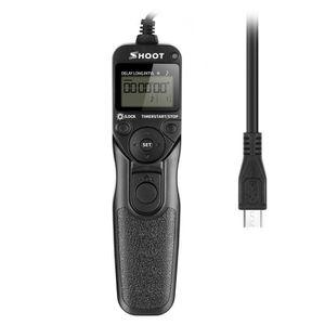 TÉLÉCOMMANDE PHOTO DimiDay® RR-90 LCD minuterie obturateur à distance