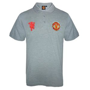 MAILLOT DE FOOTBALL Manchester United FC officiel - Polo de football p