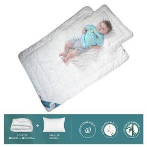 Luxe bébé matelassé couette 150 x 120 cm pour lit junior 100/% coton
