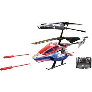RADIOCOMMANDE POUR DRONE FLYBOTIC - Heli Sniper 2 - Hélicoptère Radiocomman