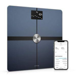 PÈSE-PERSONNE Withings Body+ - Balance connectée WiFi & Bluetoot