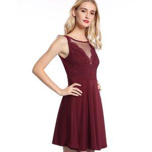 ROBE - JUPE Robe de soirée robe collante sexy élégante robe de