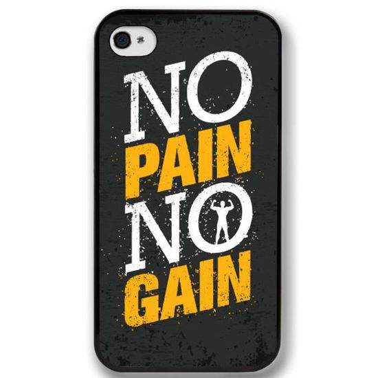 Coque Iphone 6 (5,5) Musculation Fitness Bodybuilding - Achat ...