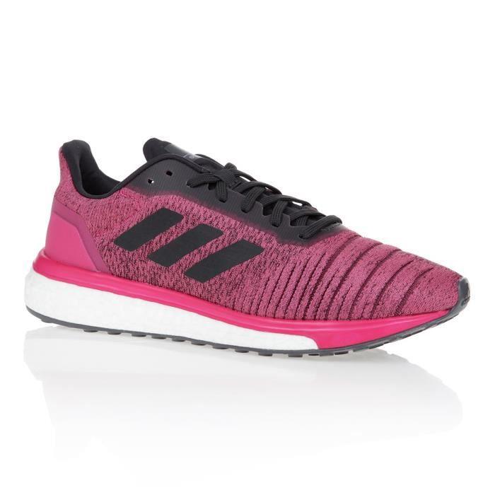 adidas running femme rose