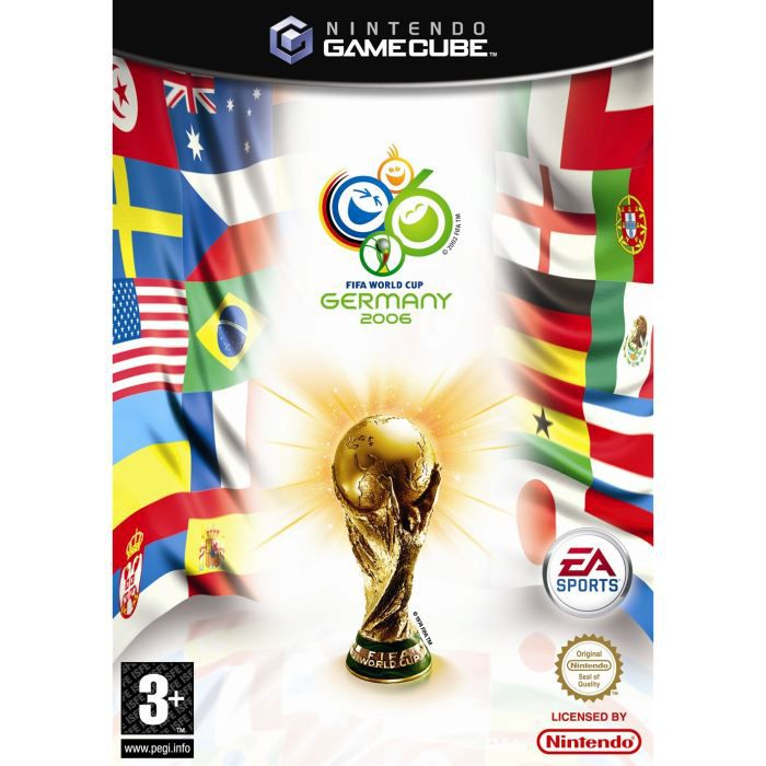 fifa world cup 2006 game cube:
