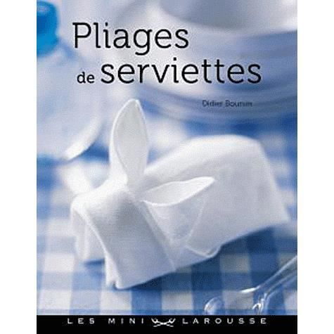 Pin pliages de serviettes 8 septembre 2012 on pinterest - Pliage serviette chandelle ...